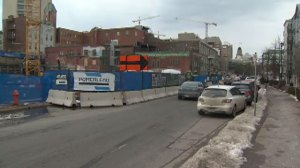 Building construction hurts downtown Halifax businesses' bottom lines