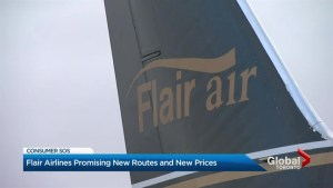 Flair Airlines plans discount expansion