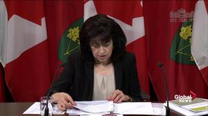 Auditor General highlight two troublesome issues in pre-election report