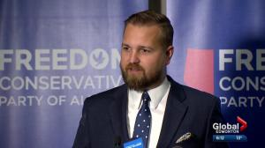 Alberta MLA Derek Fildebrandt launches new political party