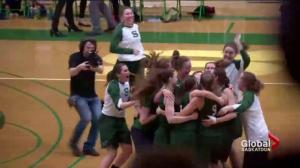 Saskatchewan Huskies repeat as CanWest champions, down Regina Cougars 64-53