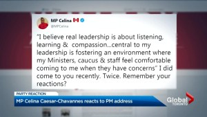 'Remember your reactions?': Liberal MP sends out cryptic tweet after PM remarks