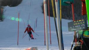 Blind Regina skier prepares for Canada Winter Games