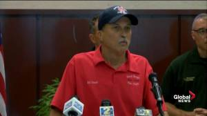 Rescue calls ongoing in Louisiana flooding, expected to continue for several days