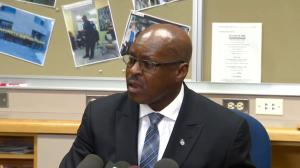 "Mark Saunders hoping for more ""common sense"" and ""understanding"" from Toronto taxi drivers"