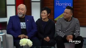The stars of Kim's Convenience talk about the premiere of Season 3
