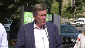 John Tory says reviewing legal options in response to councillor cuts, report coming 'imminently'