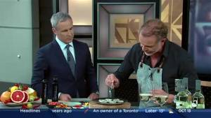 Chef Mark McEwan shows how to create your very own salt bar