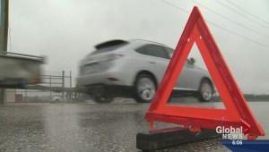 Manitoba drivers still not slowing down around emergency tow trucks