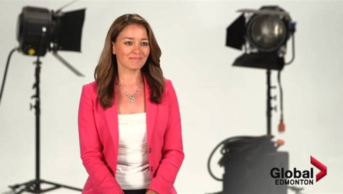 Click to play video: Get to know Global News anchor Su-Ling Goh