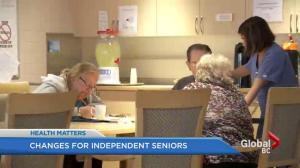 B.C. government changes criteria for seniors moving to residential care