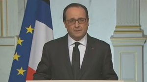 President Hollande urges social unity and solidarity in light of recent attacks