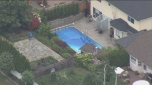 Toddler drowns after wandering away from daycare