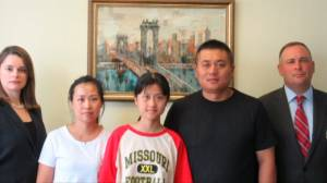 Jinjing Ma, 12-year-old missing Chinese girl, found safe as FBI take lead on investigation