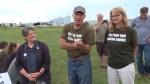 Over 100 celebrate return of Prison Farms