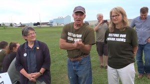 Over 100 celebrate return of Prison Farms