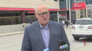 Winnipeg mayoral candidate proposes dedicated HSC police
