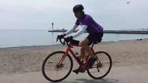 Bike group organizer speaks to Amherstview cyclist collision