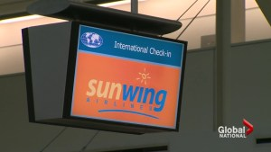 Popular low-cost airline Sunwing is on the defensive after a turbulent week