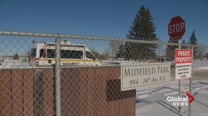 Calgary's Midfield Mobile Home Park officially closed