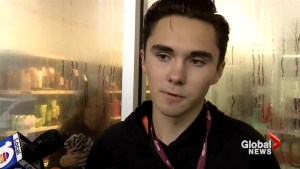 SWAT team visits home of Parkland activist David Hogg after prank call