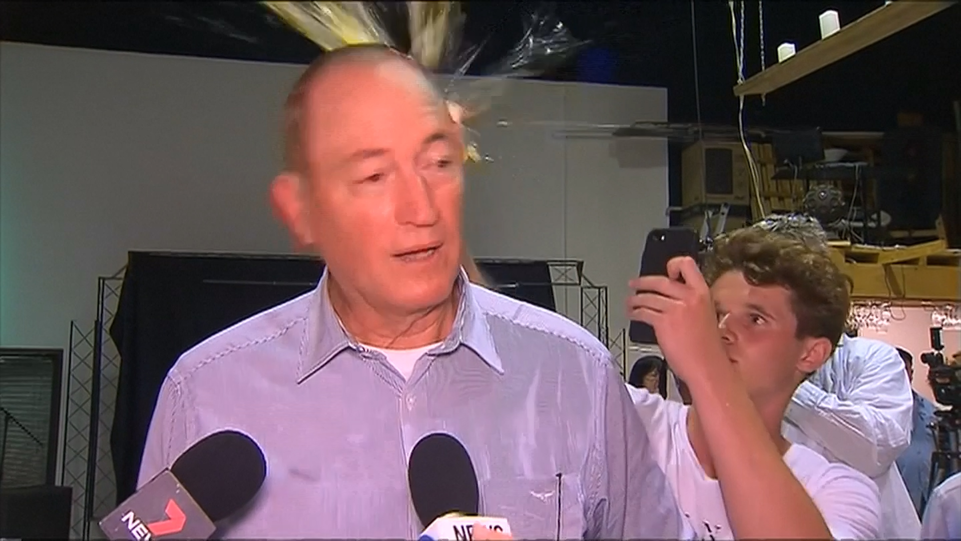 'Egg Boy' Will Send GoFundMe Money to Christchurch Shooting Victims