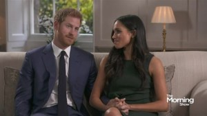 What was going through Harry's mind when he met Meghan for the first time