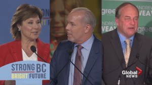 Pipeline future uncertain after tight B.C. Election