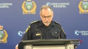 Winnipeg police describe Osborne BRT axe attack