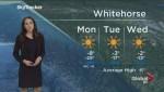 B.C. evening weather forecast: Feb 24