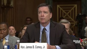 Why did FBI release details of Clinton email probe, but not Trump's ties to Russia?