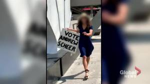 Woman in alleged racist video appears in Toronto court