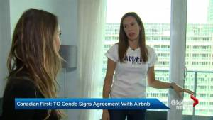 Airbnb partners with downtown condo in first-of-its-kind short-term rental agreement