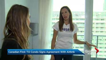 Airbnb partners with downtown condo in first-of-its-kind short-term