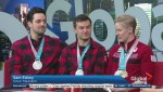 Medal winners back home after Olympic victory