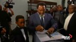 Joseph Kabila casts vote in Democratic Republic of Congo election