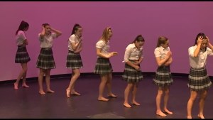 """Time's Up"" LCS hosts annual dance showcase"