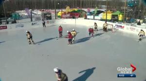 World's Longest Hockey Game reaches final day