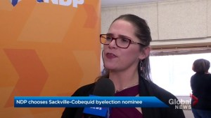 N.S. NDP select Sackville-Cobequid byelection candidate