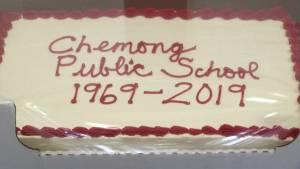 Chemong  Public School in Bridgenorth celebrates 50 years