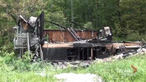 OPP probe suspicious fire at abandoned home in Alderville First Nation