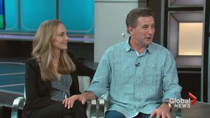 Billy Baldwin and wife Chynna Phillips on overcoming addiction