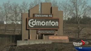 Edmonton group pushes to bring back 'City of Champions' slogan