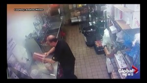 Video shot by former Carl's Jr. employee shows apparent food violations