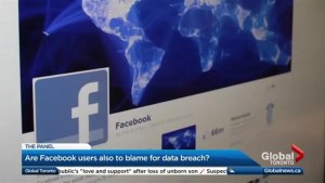 Are Facebook users also to blame for the data breach?