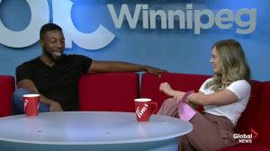 Comedian Preacher Lawson talks about his upcoming show in Winnipeg
