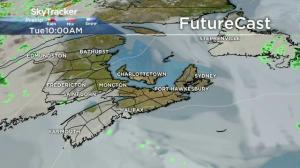 Global News Morning Forecast: July 17