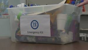 What Winnipeggers should have in a 72 hour emergency kit