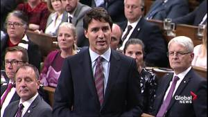 Trudeau calls Conservatives a party of 'ambulance chasing politicians' during heated McClintic debate