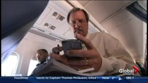 Is using your phone on a plane really dangerous?